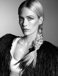 January Jones for Violet Grey