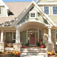 Craftsman Style Homes Exterior Ideas 62