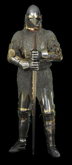 Medieval Knight_4 by Georgina-Gibson on deviantART