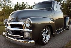1955 Chevy 1st Edition.