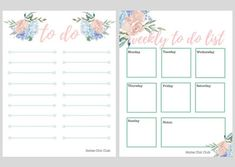 Daily and Weekly To Do List Front Door Signs, Porch Signs, Barn Wood Crafts, Pallet Crafts, Diy Chalk Paint Recipe, Shabby Chic Christmas, Free Planner, Wooden Diy, Wooden Signs