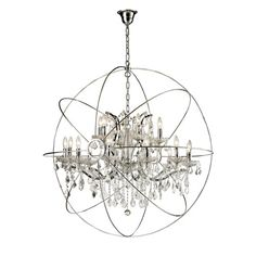 Wildon Home ® Showcase 6 Light Mini Chandelier
