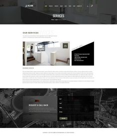 Buy ARCZONE- Interior Design, Decor, Architecture Business Template.  by wpthemeshaper on ThemeForest.  ARCZONE- Interior Design, Decor, Architecture Business Template. It's clean and creative elem...
