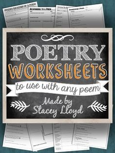Need help on comparing and contrasting 2 poems?