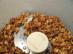 "Taco ""Meat"" a la Walnuts!   1-1/2 c raw walnuts, ground in food processor  1-1/2 t ground cumin  3/4 t ground coriander  2 t nama shoyu soy sauce or braggs  pinch cayenne, optional"