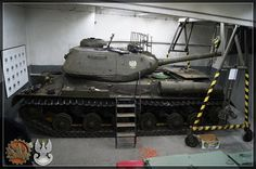 After this repair this tank will another up and about vehicle in Poznan museum...