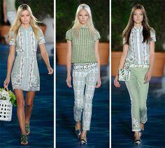 Tory Burch Spring/Summer 2014 RTW – New York Fashion Week  #NYFW   #MBFW   #fashionweek