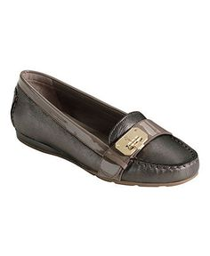 Cole Haan Women's Shoes, Air Tali Lock Moccasin Flats