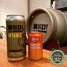 Moody Ales, Port Moody. Ultimate Vancouver Craft Beer Brewery List