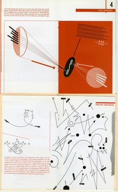 """Controlled Visual Flow"" and ""Shape, Line and Color,"" Ladislav Sutnar"