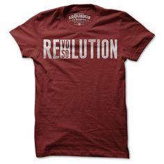 Arquebus Clothing: Resovolution Tee Men's