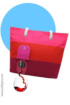 Beach Wine Purse Beach Tote with Hidden, Insulated Compartment, Holds 2 bottles of Wine! / Great Gift for Wine drinkers ! Happiness Guaranteed! #affiliatelink #beachwear #bathingsuits #beachvibes #beachoutfits #winelovers #beachaccessories Gifts For Wine Drinkers, Gifts For Wine Lovers, Wine Gifts, Gifts For Girls, Gifts For Women, Gifts For Her, Great Gifts, Wine Purse, Wine Tote