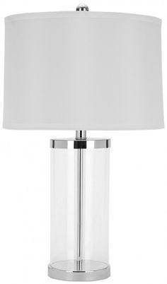 Safavieh Home Furnishings - Jeanie Glass Base Lamp- Set of 2, $295.00 (http://www.safaviehhome.com/modern-table-lamps-jeanie-glass-base-lamp-set-of-2/lit4013a-set2)