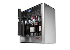 QUATTRO by WineEmotion is perfect for the Home of any Wine Enthusiast. Wine Storage, Locker Storage, Wine Dispenser, Commercial Design, French Door Refrigerator, Drip Coffee Maker, Kitchen Appliances, Cabinet, Room