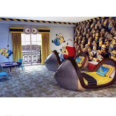 Crazy Kids' Rooms That Are Supercool | POPSUGAR Moms