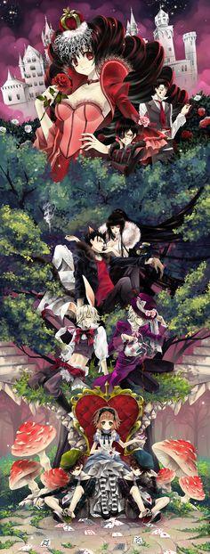 """Tags: Tsubasa: RESERVoir CHRoNiCLE, Fanart, xxxHOLiC, Kurogane, Kunogi Himawari, Watanuki Kimihiro, Fay D. Flourite, Doumeki Shizuka, Luleiya, Pixiv, Li Syaoran (TRC), Mokona Modoki, Li """"Syaoran"""", Mokona Modoki (Black), Ichihara Yuuko, Yui (TRC), Princess Sakura"""