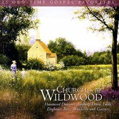 Mark Burchfield - Church In The Wildwood