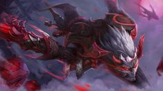 Zed wallpaper New Graphics Lol League Of Legends, League Of Legends Characters, Fantasy Images, Fantasy Art, Fantasy Warrior, Zed Cosplay, Zed Lol, Zed Wallpaper, Game Character