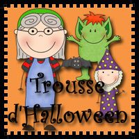 Halloween in French - Printable - via Cassie @ 3Dinosaurs.com