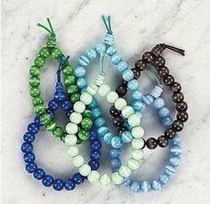 I remember bracelets like this...I still have loads!