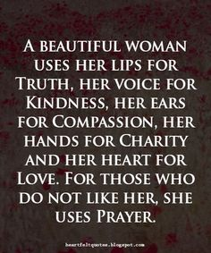 A beautiful woman..#