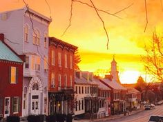 Catch a concert or a film at the Shepherdstown Opera House.