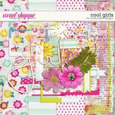 FREE Cool Girls by Studio Basic