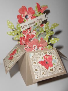 Card in a Box pattern (new size) Added by Linda Creech
