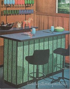 The Practical Encyclopedia of Good Decorating and Home Improvement: Guide To Building A Beverage Center