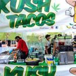 Chefs compete for title of best weed-infused dish at Cannabis Cup festival in San Bernardino  Welcome to the Top Chef Cannabis Competition, taking place throughout the weekend as part of the High Times SoCal Cannabis Cup at National Orange Show Events Center in San Bernardino. #hightimes   #cannabis   #cbdoil  #marijuana         #weed   #love