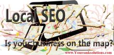 search engine optimization is getting your website ranked in search engines to boost traffic and promotion to ultimately increase conversions. but Local SEO Services to businesses which provide to customer in a particular area. http://bit.ly/1s3ZH7f