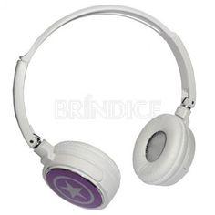 Fone de ouvido personalizado www.brindice.com.br/brindes/fone-de-ouvido