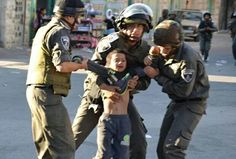 """A new report accuses Israel of """"systematic abuse"""" of young Palestinians arrested after attending protests in occupied East Jerusalem. Source: Rights Groups Accuse Israel of Abusing Detained Palestinian Minors"""