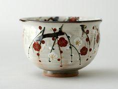[Limited] HANA KIKOH -Plum (handcrafted Multi-cup:180ml) - Japanese Green Tea Hibiki-an