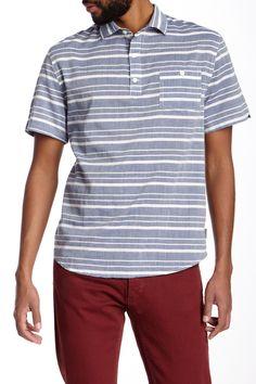 Stripe Polo on HauteLook