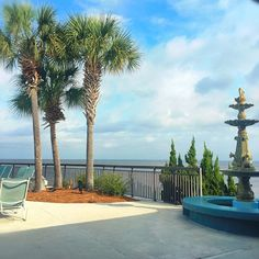 Enjoy breakfast with a view at Sunset Bay Cafe located Bayside in Sandestin! Must-try for breakfast or lunch on your next beach vacation!