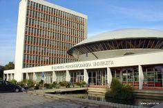 Slovakia, Nitra - University of Agriculture