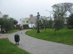 Un gran lugar para ir con la familia. Parque el Carmen.