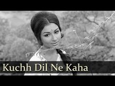 #Bollywood Classic Song: 'Kuch dil ne kaha' from 1966 film Anupama directed by Hrishikesh Mukherjee, starring Dharmendra, Sharmila Tagore, Music by Hemant Kumar, Sung by Lata, Lyrics by Kaifi Azmi: the heart heard something, it's nothing, such conversations happen too...click through 4 complete translation by @sunjayjk