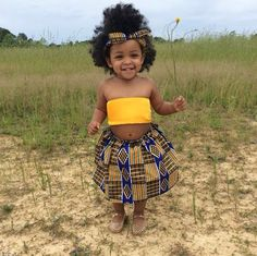 baby african print ankara fashion                                                                                                                                                                                  More