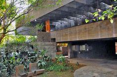 Casa en Butanta, São Paulo. Foto: Claudio Zeiger.