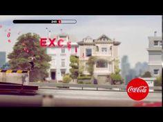 Coca-Cola SnapSkate - YouTube