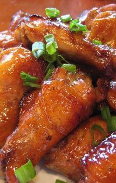 Teriyaki Wings Recipe
