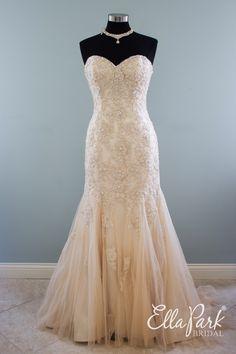Brand new bridal styles available at Ella Park Bridal. 812.853.1800, www.EllaParkBridal.com