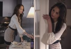 Pretty Little Liars Fashion: S03E16 - Misery Loves Company - Spencer Hastings