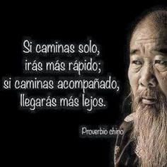 No camines solo Old Quotes, Daily Quotes, Dalai Lama, Ted Talks, Spanish Quotes, Dating Humor, Live Life, Life Lessons, Coaching