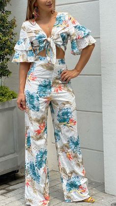 Co Ord Sets, Puppet, Different Styles, Ideias Fashion, Girl Outfits, Summer Dresses, Fitness, Clothes, Long Pants