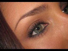 Adriana Lima Summer Smokey Eye