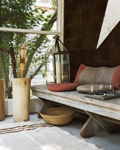 Andrew Corrie Home Canvas Home Remodelista - Enclosed porch