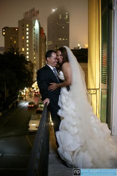 Oh, that dress!!! (Sapphire Events New Orleans Wedding Planner)